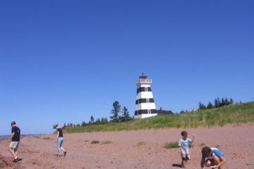 West Point Lighhouse, Prince Edward Island