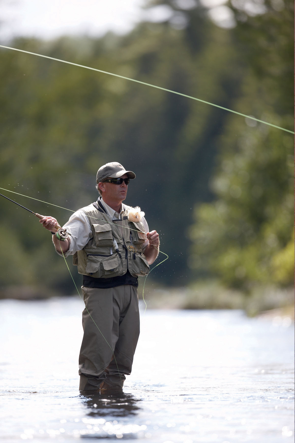 fly fishing with ll bean everett potter 39 s travel report