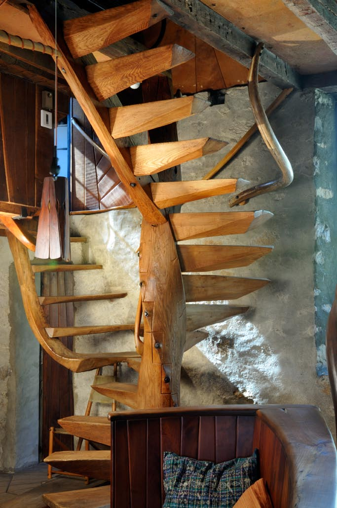 WEstair. Spiral Staircase ...