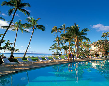 The Pool At Kahala Hotel Resort Honolulu Hawaii