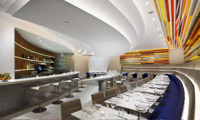 Reinventing the museum restaurant where culture and
