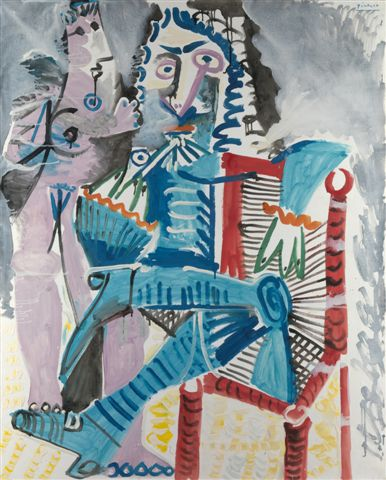 PicassoStanding_Nude_and_Seated_Musketeer_1968
