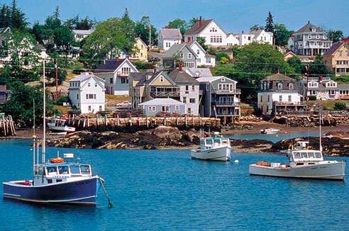 The Perfect Summer Escape Driving The Maine Coast on 2