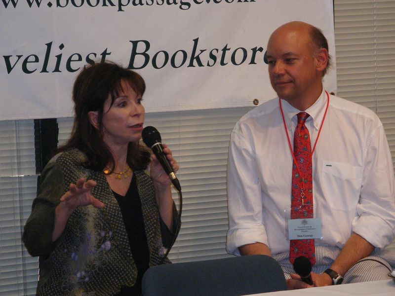 Isabel allende and don george