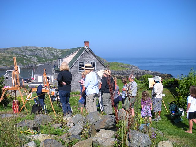 Summer Idyll on Monhegan Island, Maine – Everett Potter's Travel Report