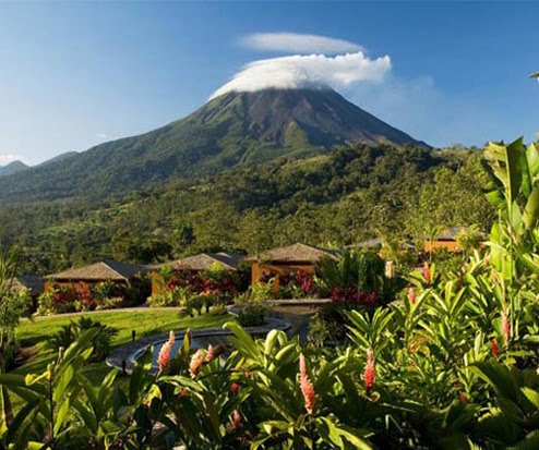 Arenal Nayara Resort In The Shadow Of Volcano Cari Gray Costa Rica