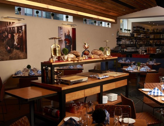 Compliments to the Chef: David Burke – Everett Potter\'s Travel Report