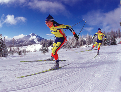 2.5.4 Cross Country Skiing West Yellowstone Nordic Skiing