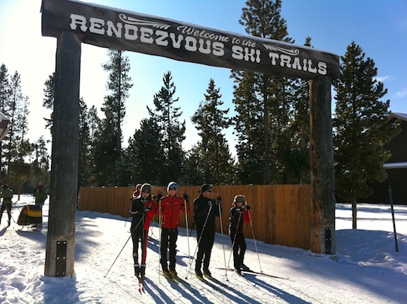 WestYellowstone West Yellowstone Nordic Skiing