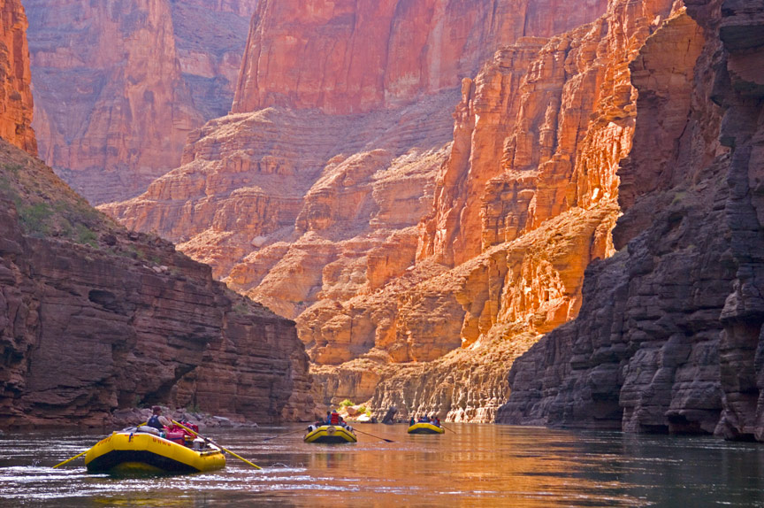 grand canyon rafting videos