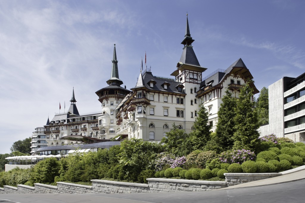 The Dolder Grand Hotel Switzerland