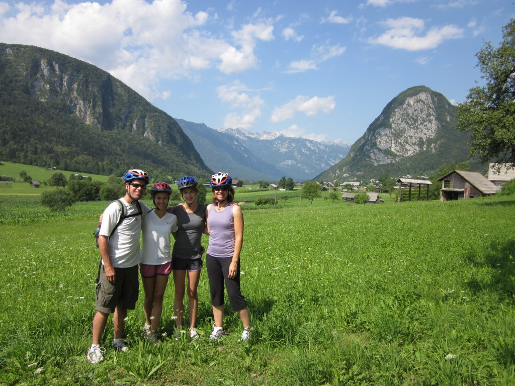 A deal for families from Bike Hike Adventures