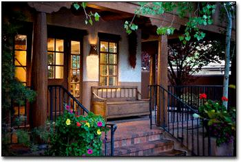 Inn on the Alameda, Santa Fe, New Mexico