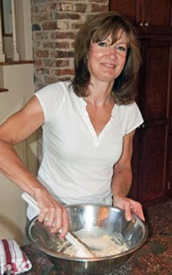 Kathy Bechtel of ItaliaOutdoors Food and Wine