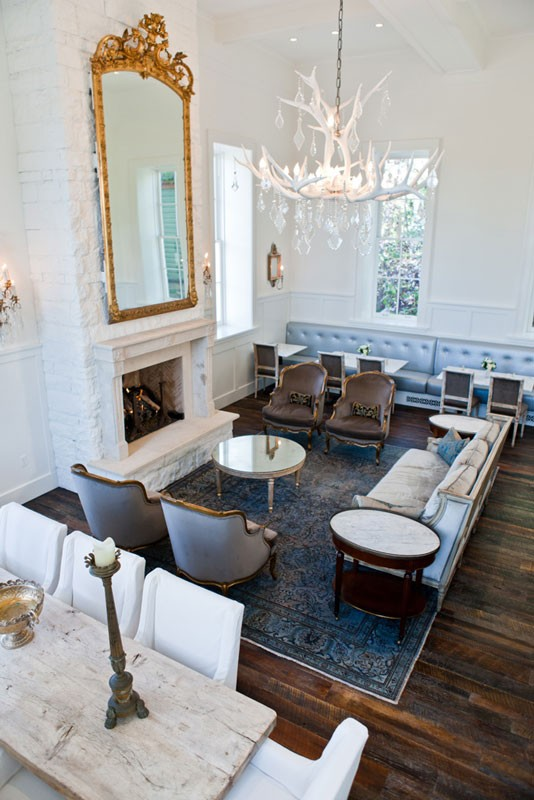Washington School House Hotel in Park City, not your typical ski hotel