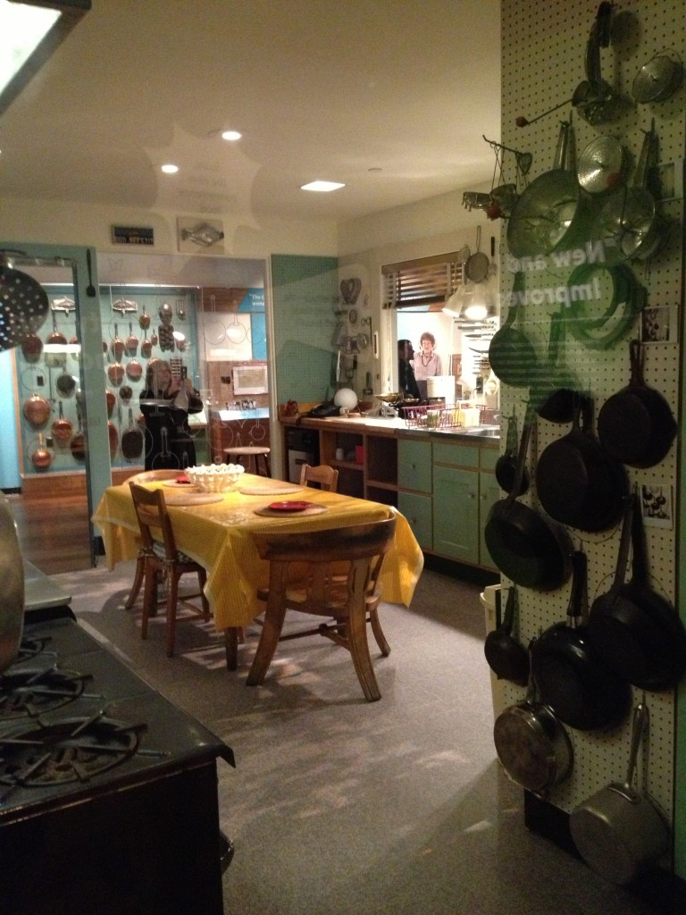 Julia Child's Cambridge kitchen