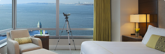 Ritz-Carlton, Battery Park City, New York