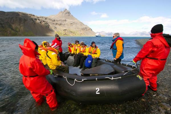 Greenland with Adventure Life