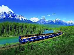 Explore Canada and Alaska by rial