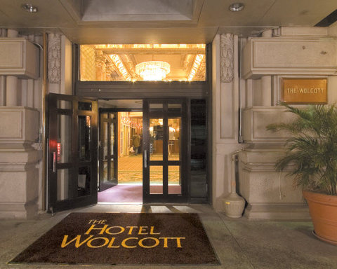Wolcott Hotel, New York City