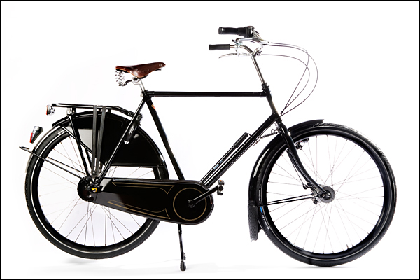 The Opa from Workcycles, a Dutch bike for for retro-hipsters.