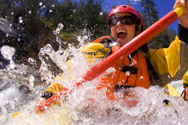 Rafting with O.A.R.S.