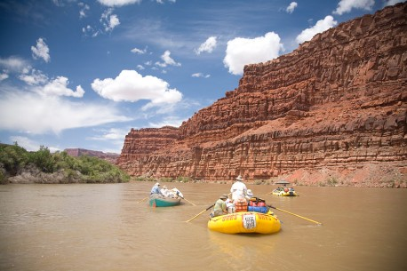 Rafting Cataract Canyon with O.A.R.S.