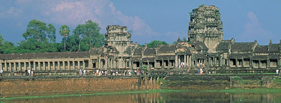 Cambodia with Myths & Mountains