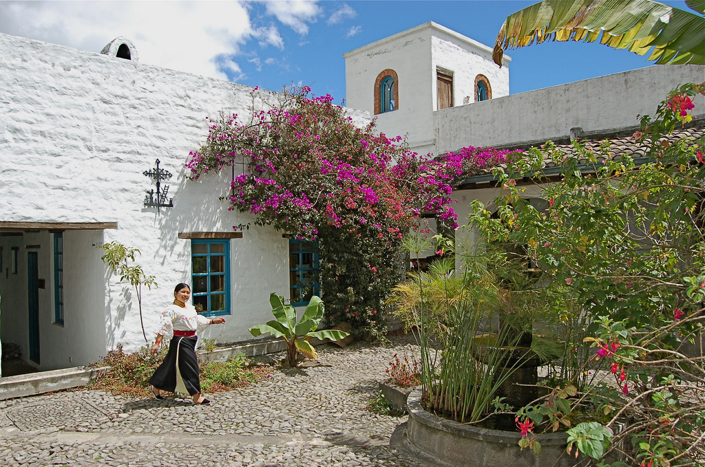 Hacienda Cusin in Ecuador with Myths & Mountains