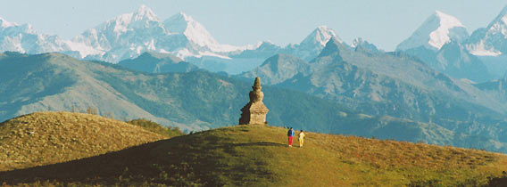 Nepal with Myths & Mountains