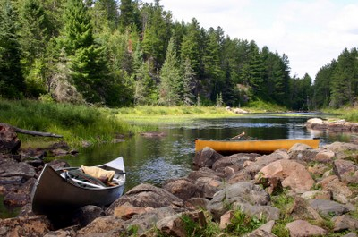 Maine's Allagash River