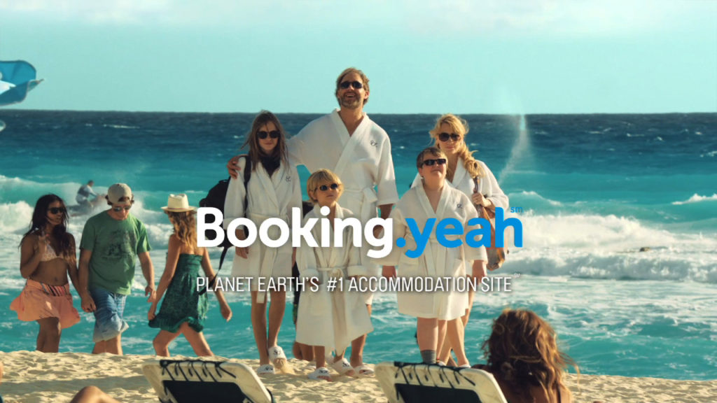 Booking.com, the biggest booking site on the web