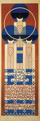 Koloman Moser poster for the Thirteenth Vienna Secession exhibition 1902 Printer: Albert Berger, Vienna Colored lithograph on paper The Museum of Modern Art, New York. Gift of Joseph H. Heil, by exchange, 2010 Digital Image: © The Museum of Modern Art/Licensed by SCALA / Art Resource, NY