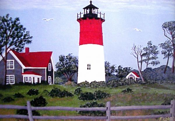 Nauset Lighthouse, Cape Cod