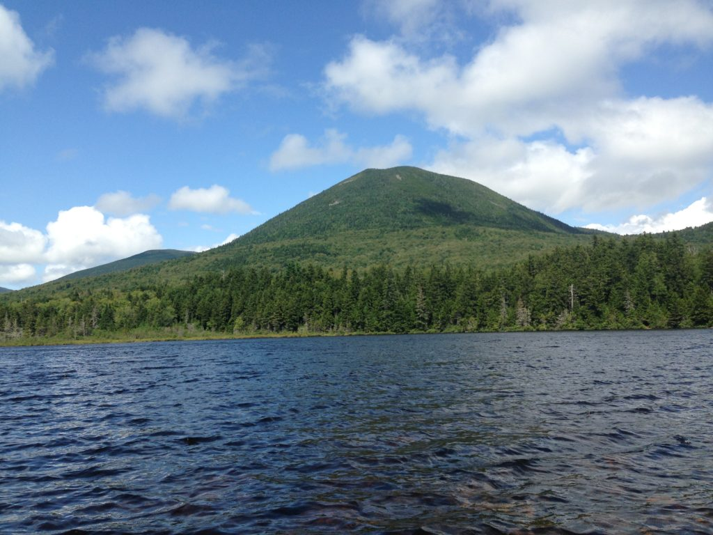 Baker Pond, at AMC's Little Lyford Lodge & Camps, Maine