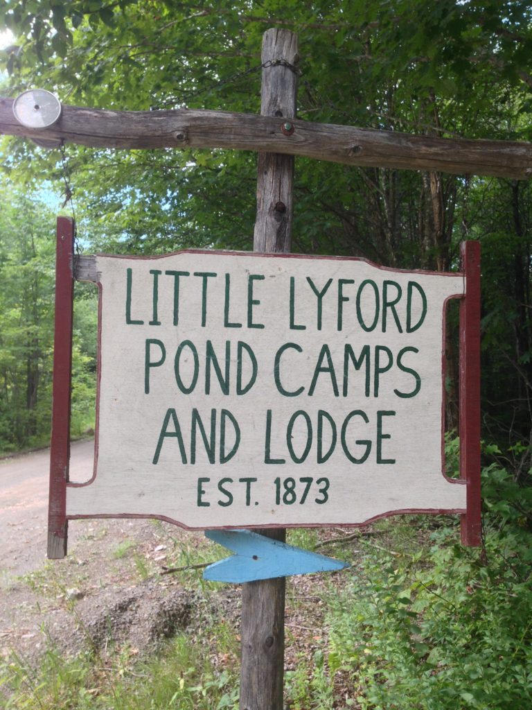 AMC's Little Lyford Lodge & Camps, Maine