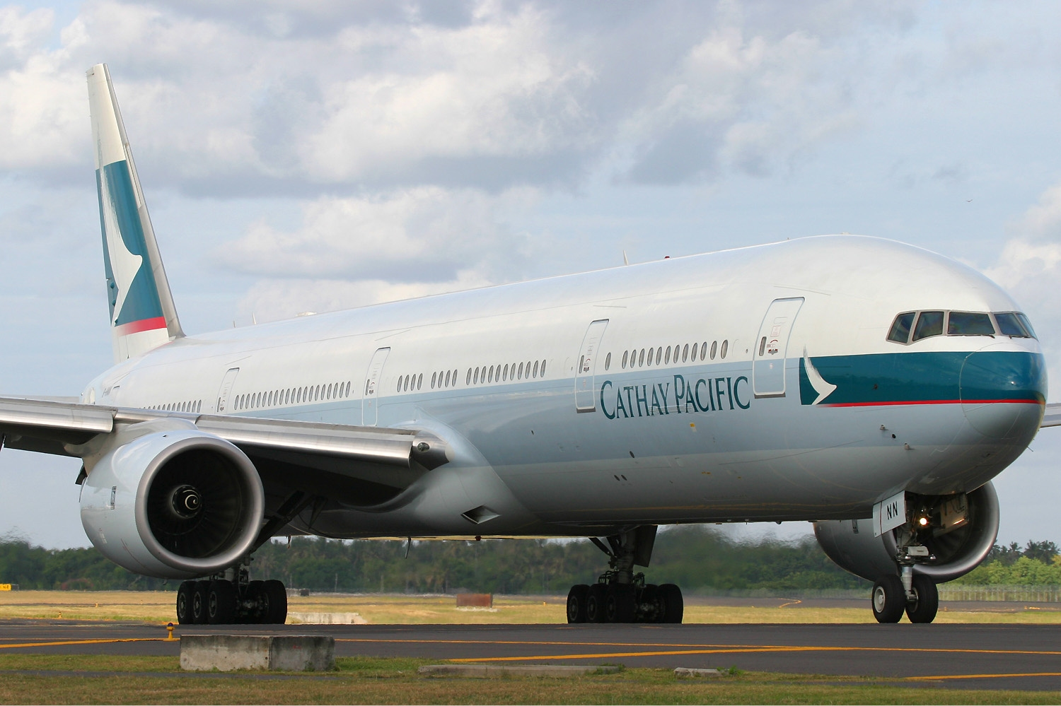 Great Asia deal on Cathay Pacific