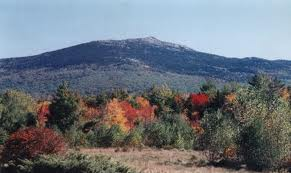 Mount Monadnock in New Hampshire