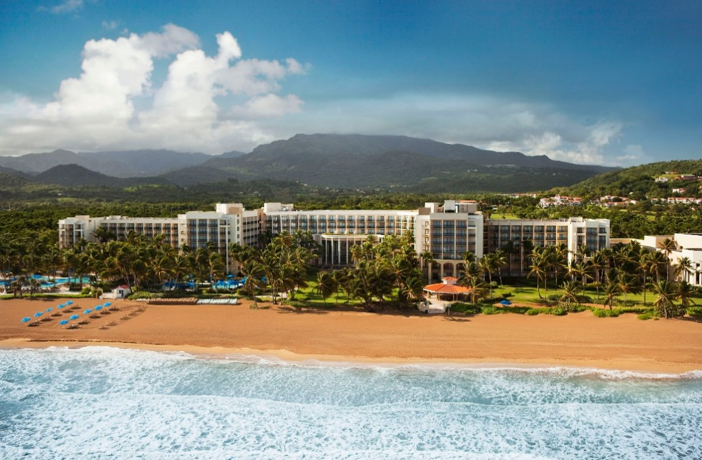 Wyndham Rio Mar Beach Resort & Spa, Puerto Rico
