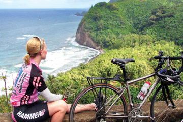 Biking the Big Island with Backroads