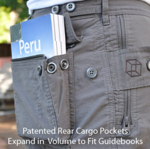 P^cubed Pickpocket Proof Pants