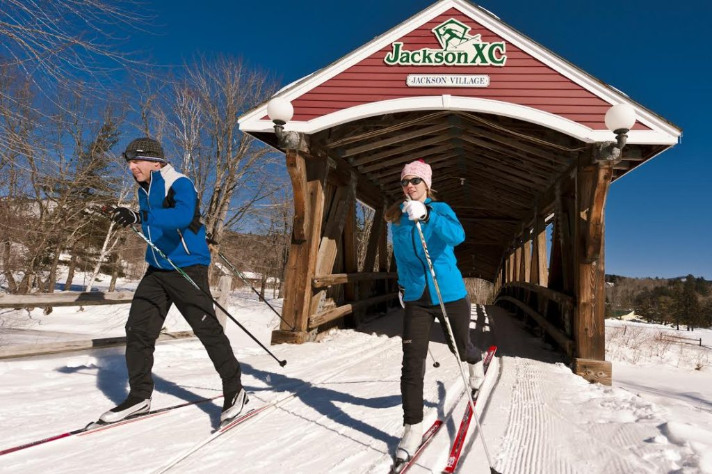 Jackson, New Hampshire is the cross country mecca of the East.