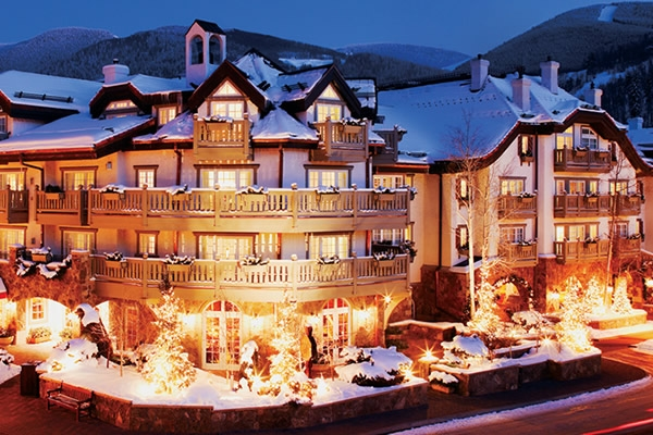 The Sonnenalp Hotel, Vail