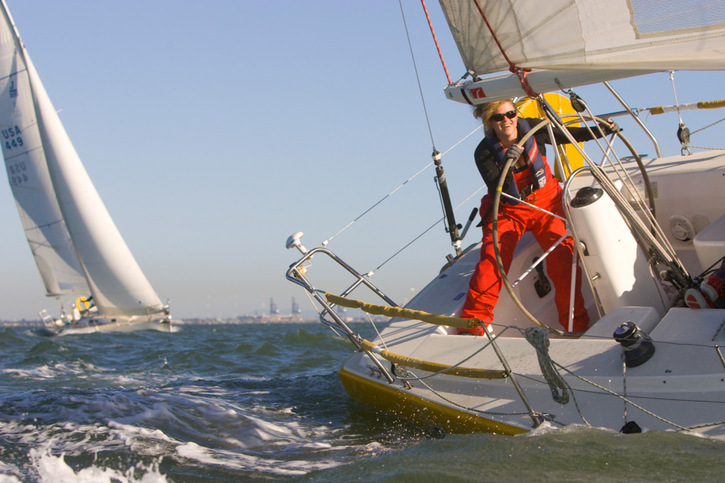 OCSC Sailing in San Francisco Bay