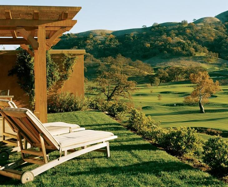 CordeValle in California, one of Larry Olmsted's Top 10 Luxury Boutique Hotels