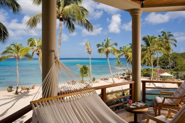 Villa Aquamare on Virgin Gorda, BVI, one of the luxury properties on offer at HomeAway