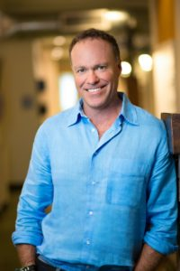 Brian Sharples, CEO and co-founder of HomeAway