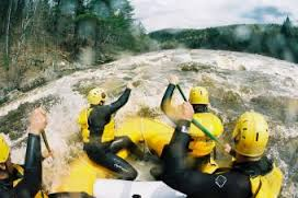 Rafting Maine's Dead River with Northern Outdoors