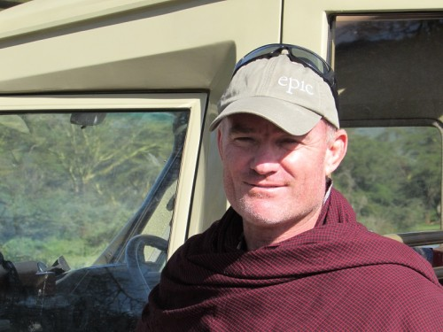 Rob Barbour of Epic Private Journeys