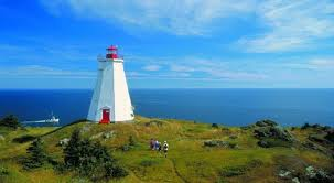 Lighthouse on Grand Manan, New Brunswick